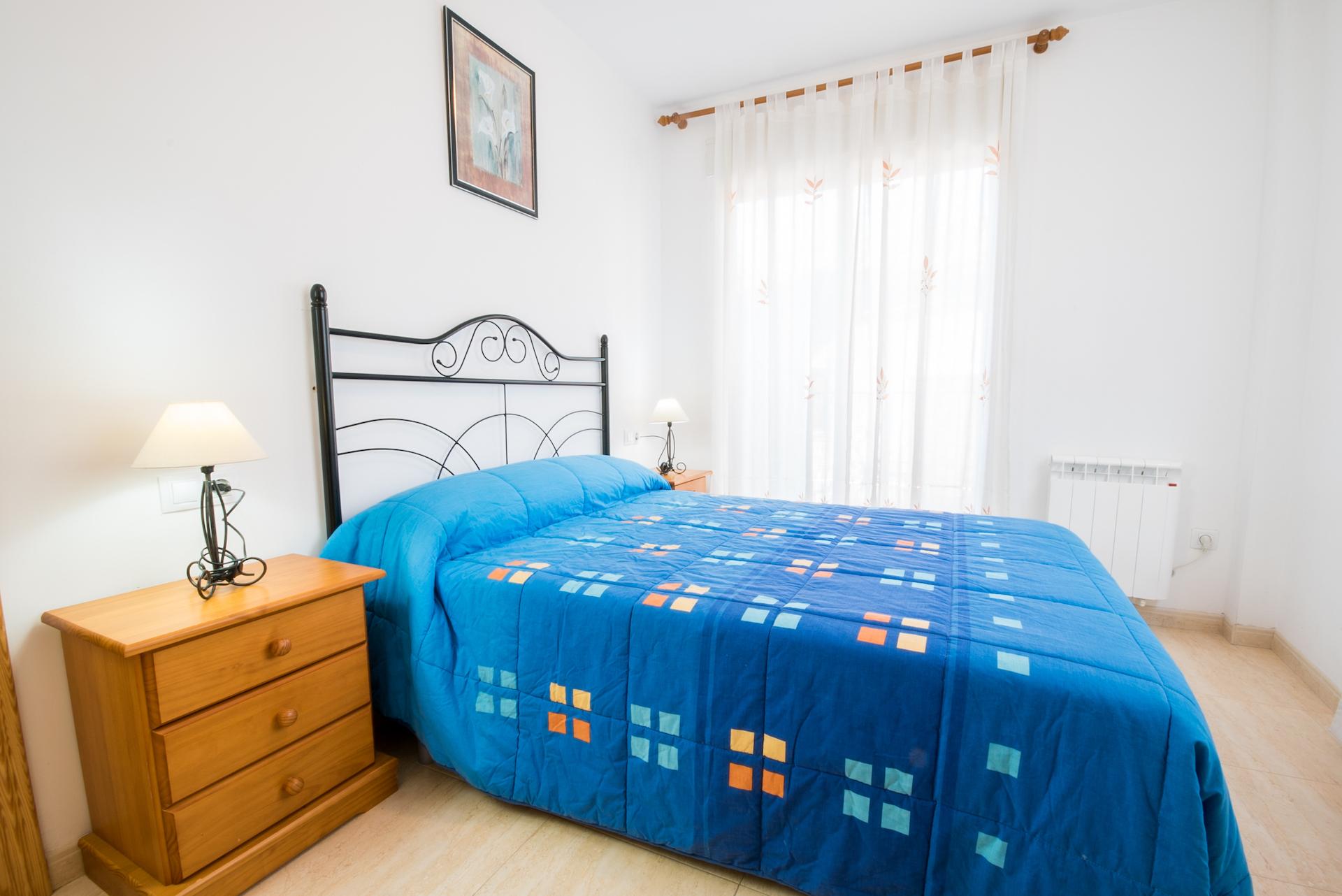 Apartamento Benafer 1 - Habitación Matrimonio