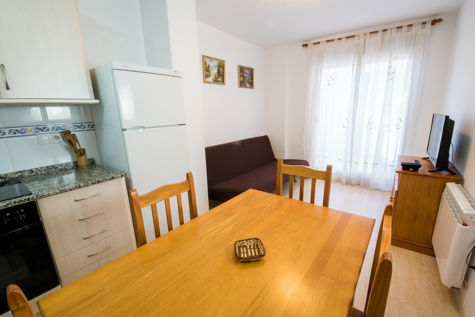 Apartamento Benafer 1 - Salón