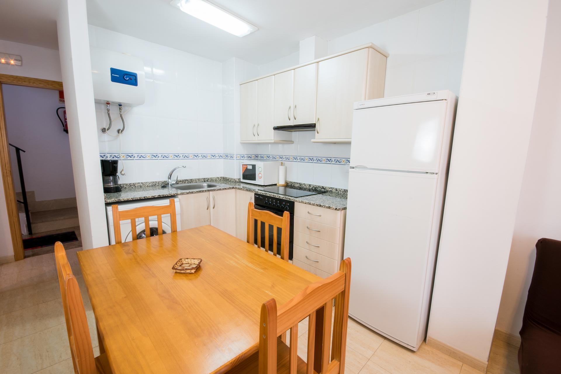 Apartamento Benafer 2 - Cocina