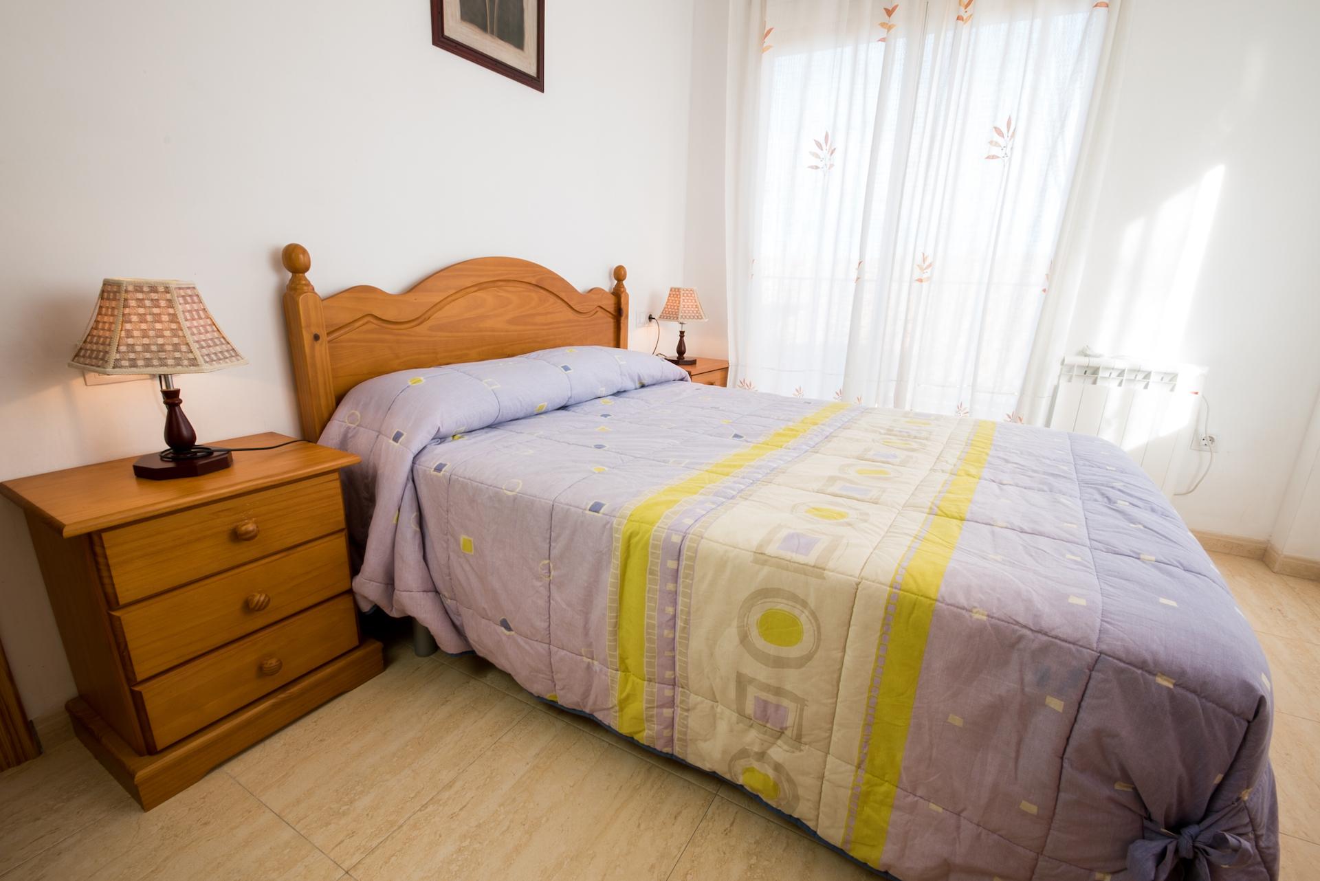 Apartamento Benafer 2 - Habitación Matrimonio