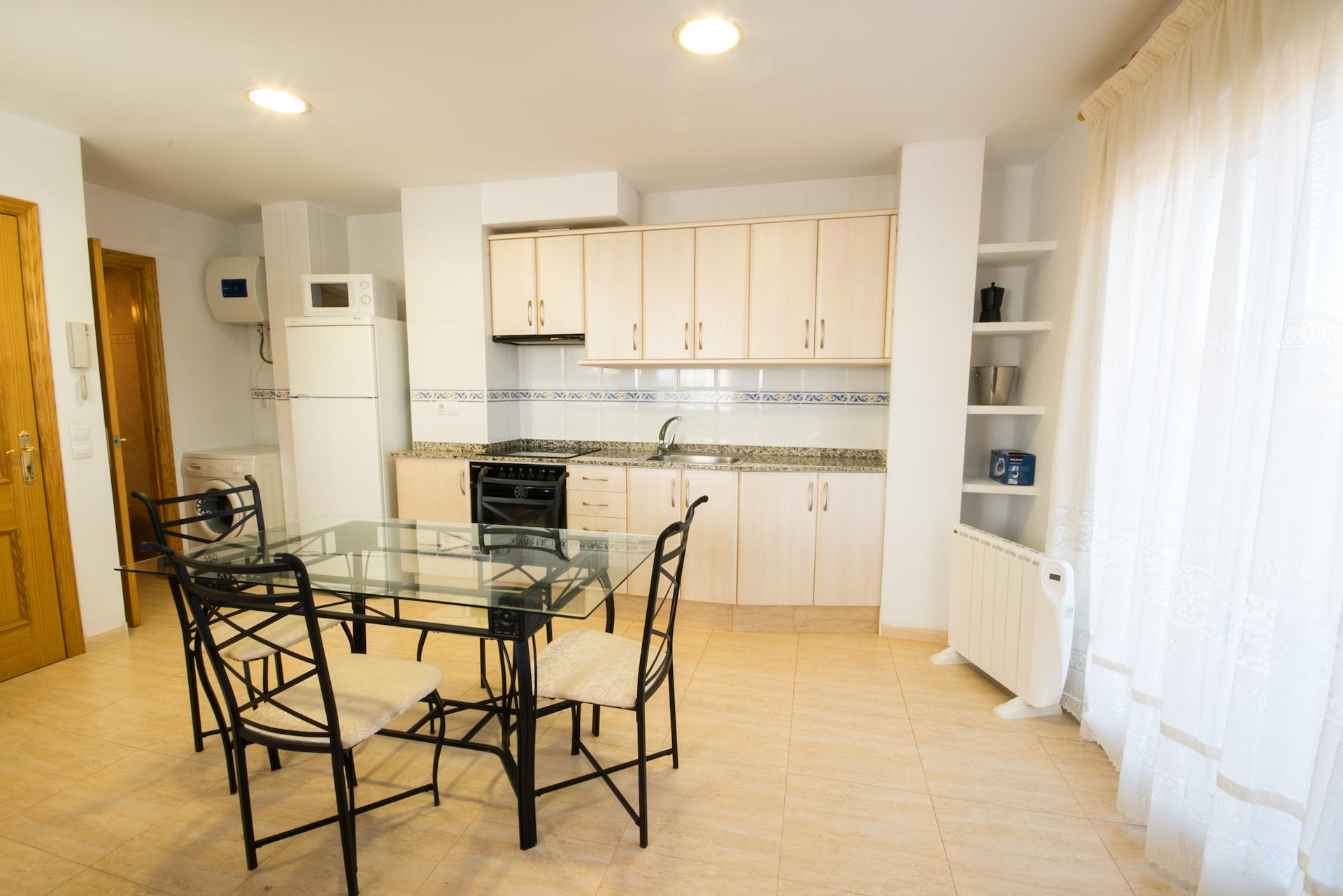 Apartamento Benafer Loft - Salón