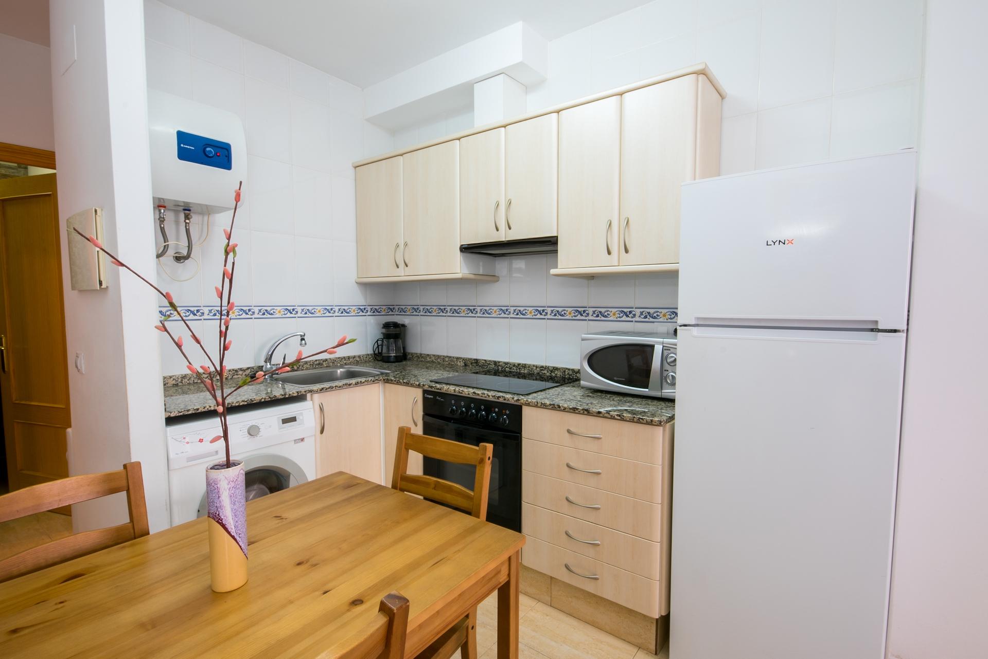 Apartamento Benafer Planta Baja - Cocina