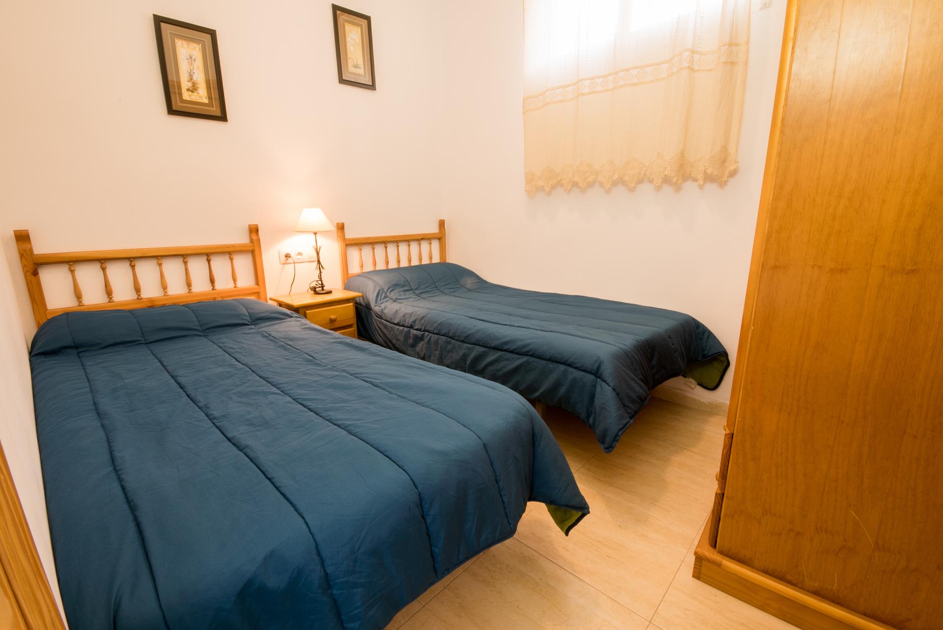 Apartamento Benafer Planta Baja - Habitación Doble Twin