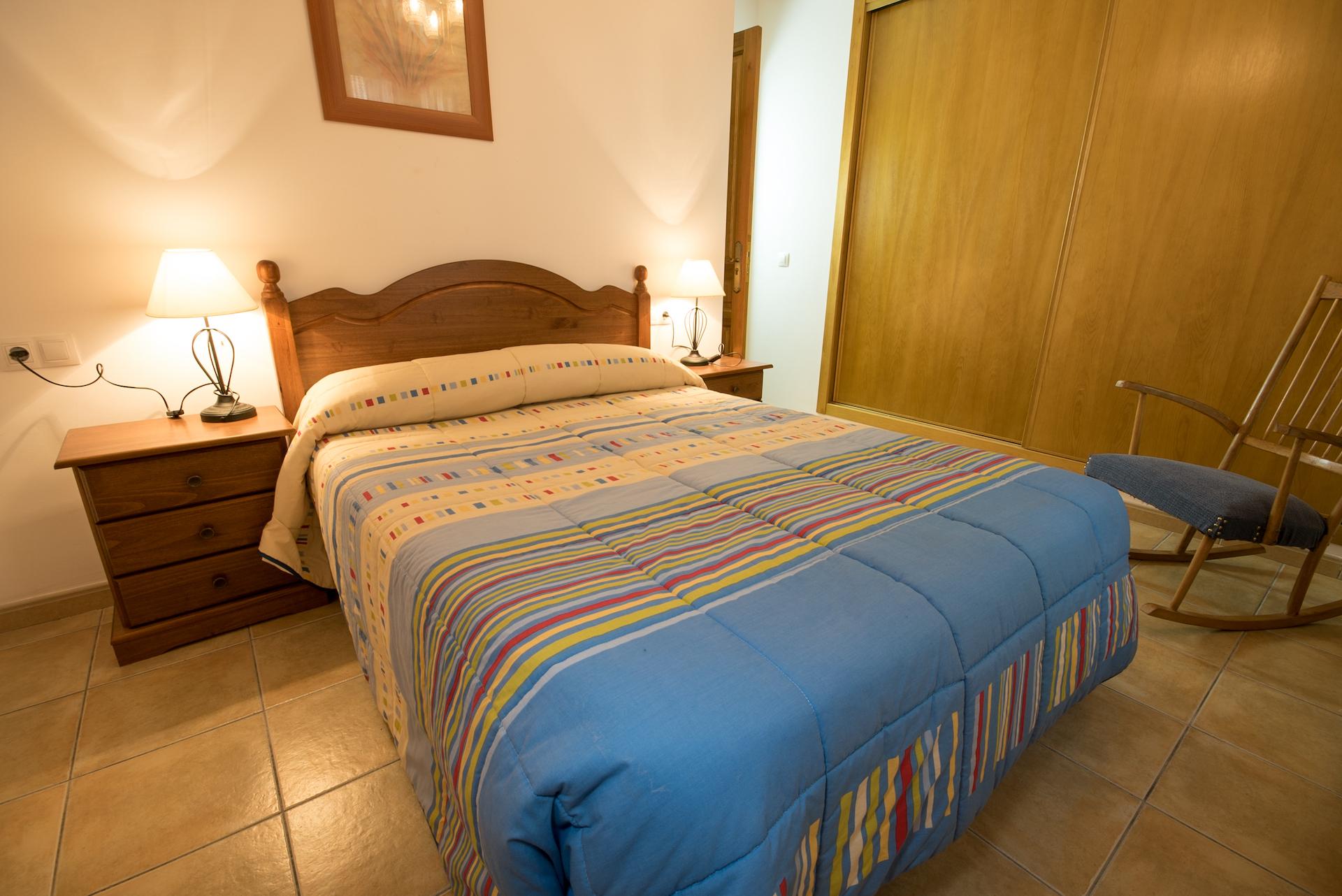Benafer - Casa Arminda - Habitación Matrimonio 2