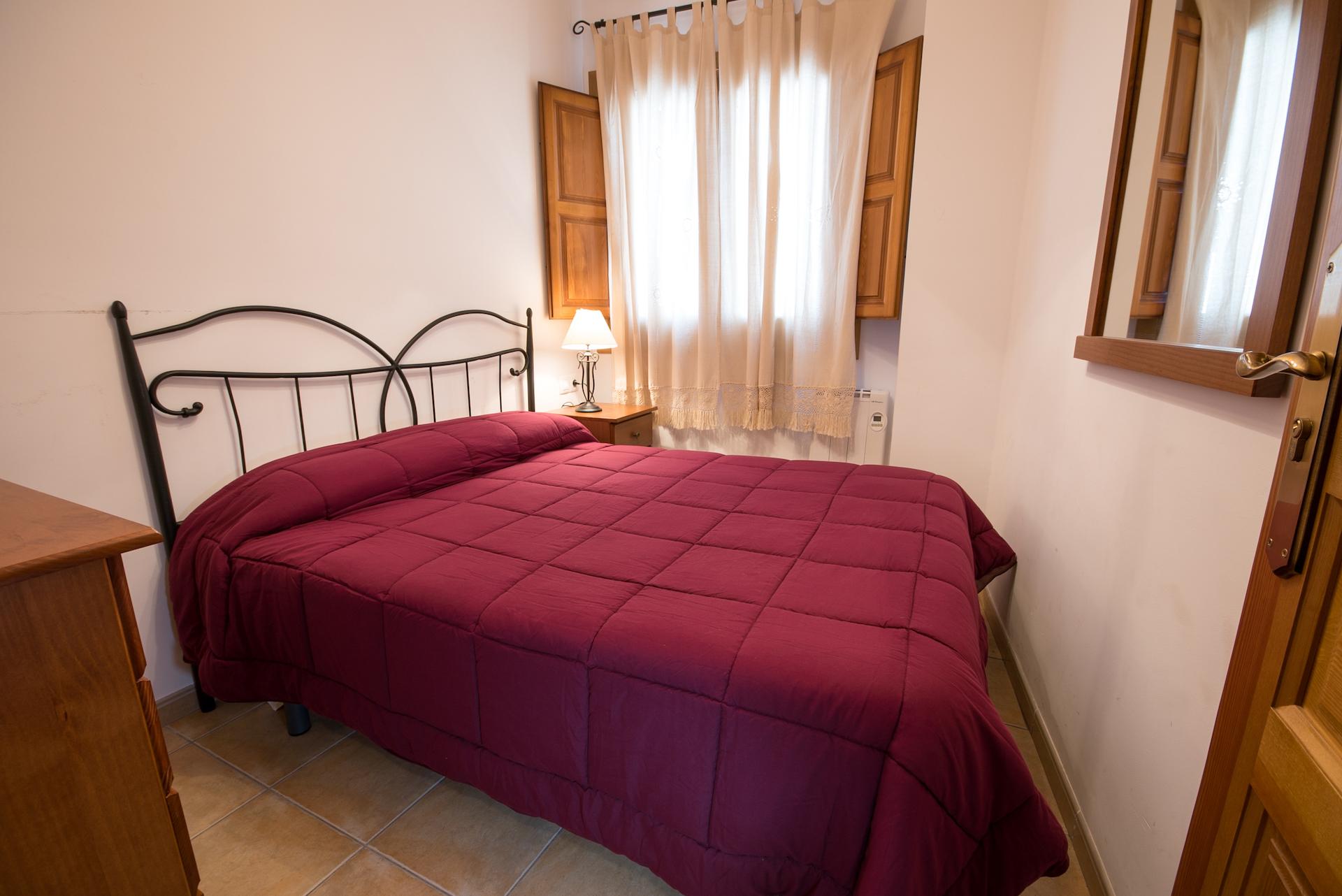Benafer - Casa Arminda - Habitación matrimonio 1