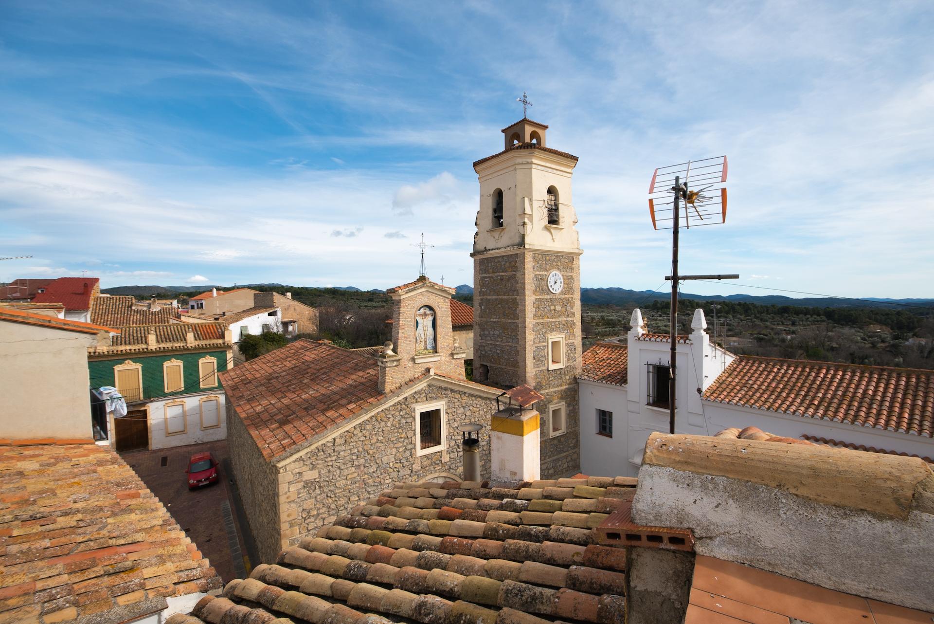 Benafer - Casa Arminda - Vistas Terracita
