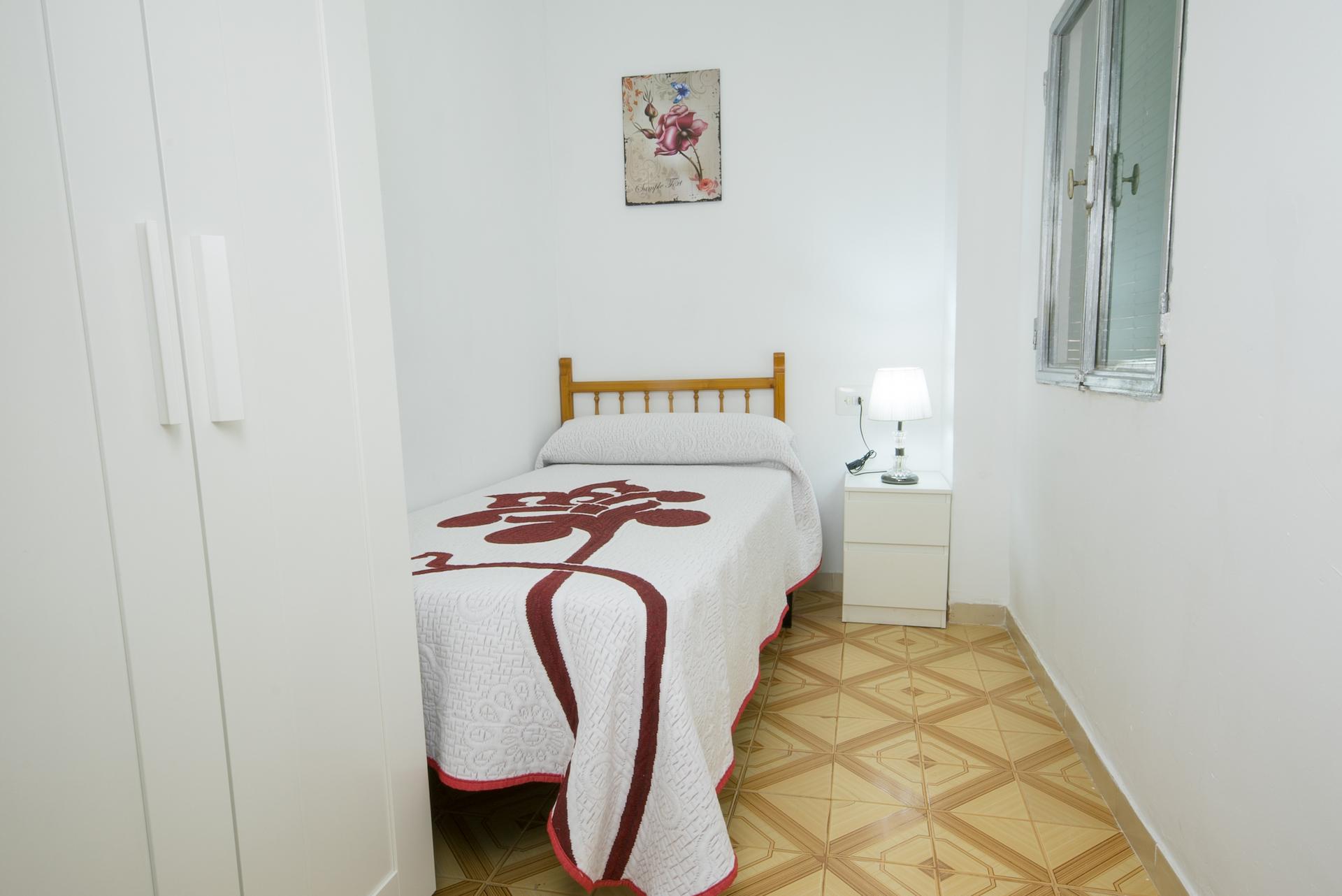 Benafer - Casa Paco Ático - Habitación Individual