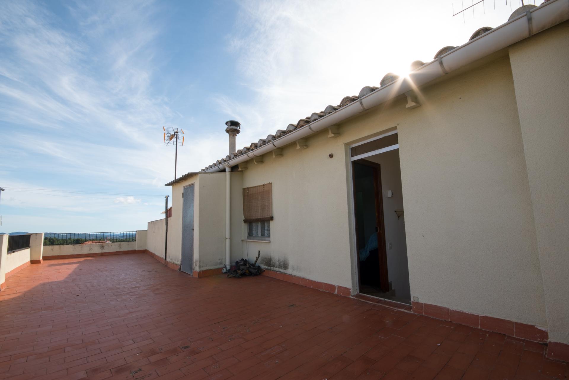 Benafer - Casa Paco Ático - Terraza