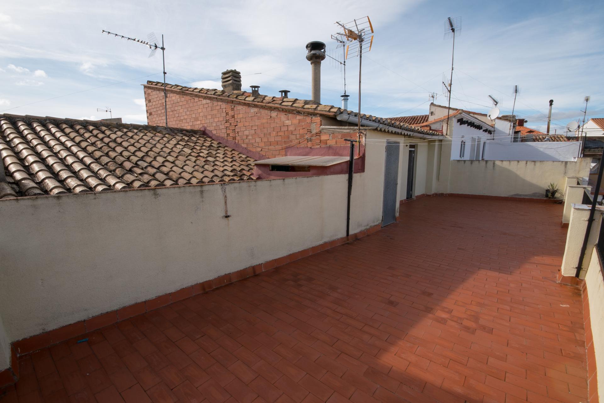 Benafer - Casa Paco Ático - Terraza Co