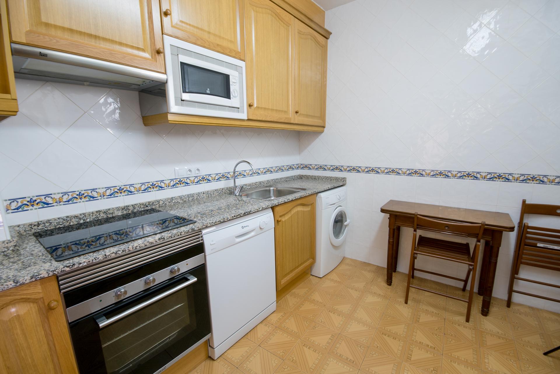 Benafer - Casa Paco - cocina nueva 2
