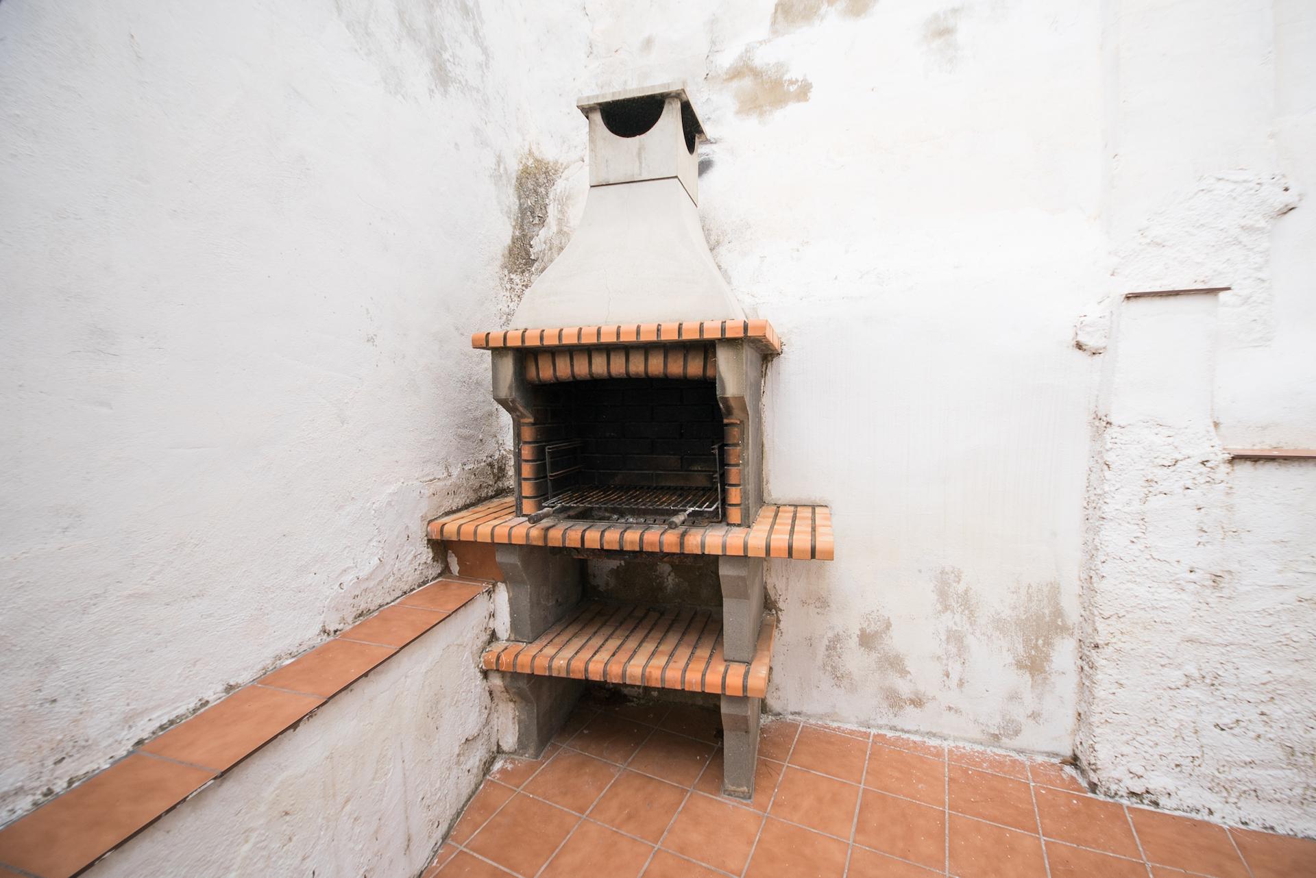 Caudiel - Casa Maestro - Barbacoa