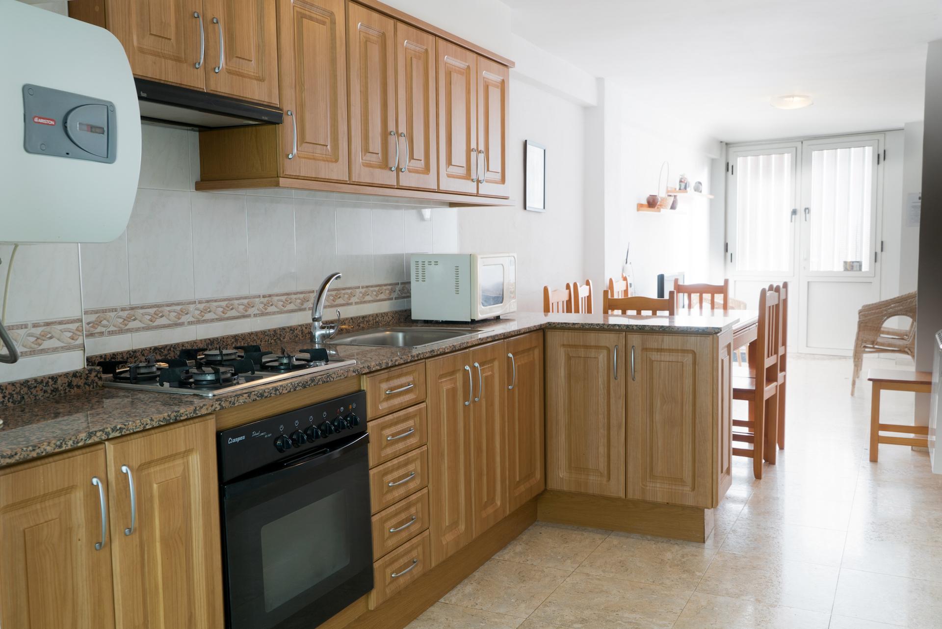Caudiel - Casa Maestro - Cocina comedor