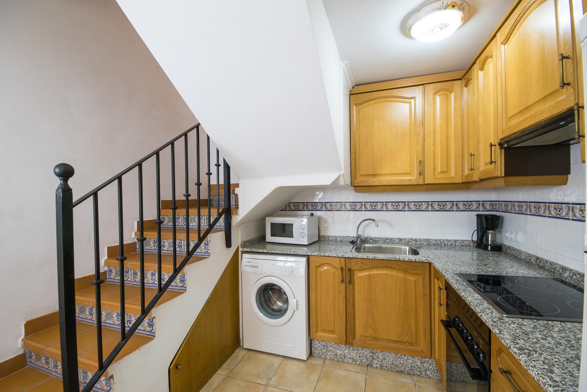 Caudiel - Casa Vista Alegre - Cocina