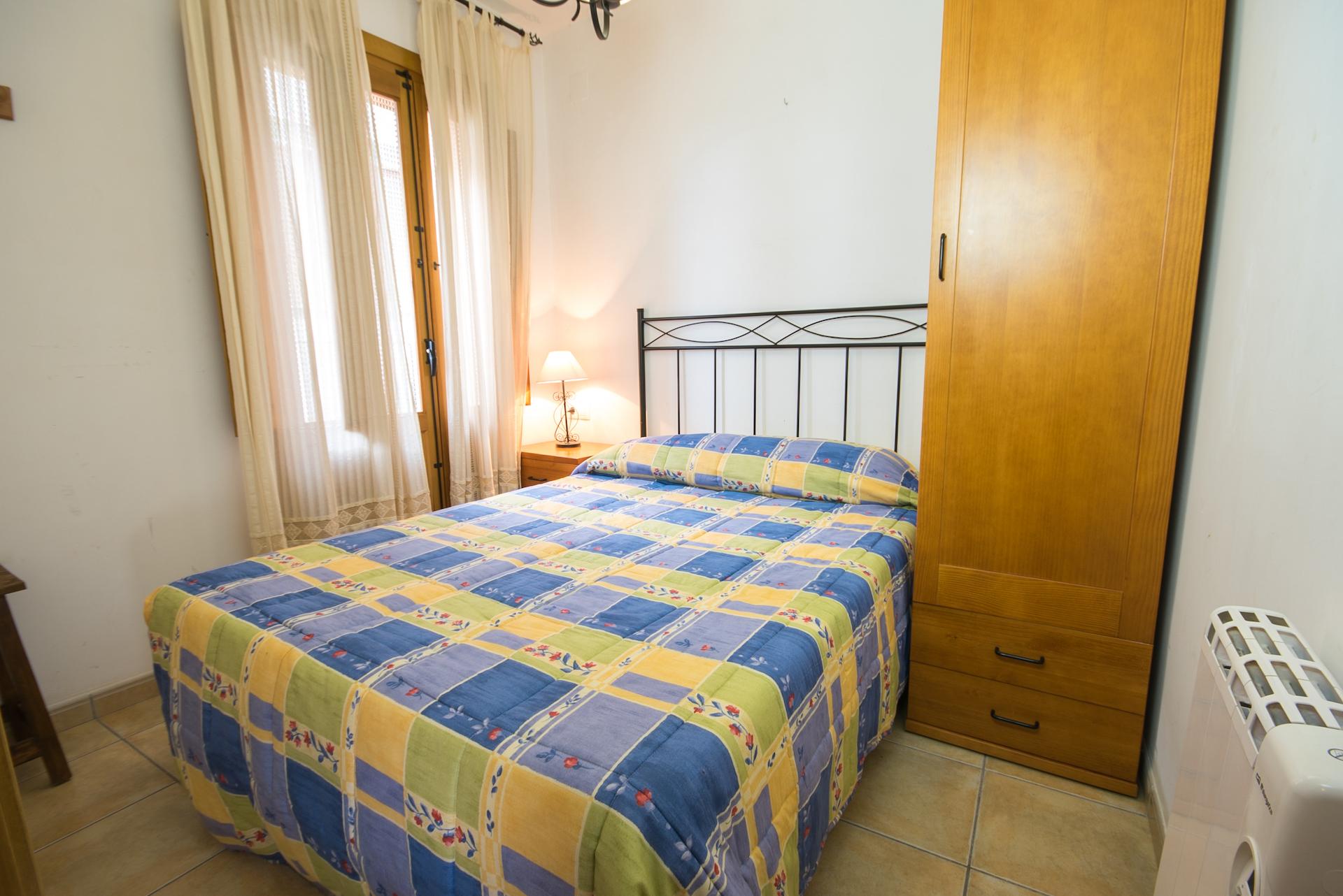 Caudiel - Casa Vista Alegre - Habitación Matrimonio 1